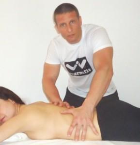 Massaggio Decontratturante Sportivo Saint Moritz